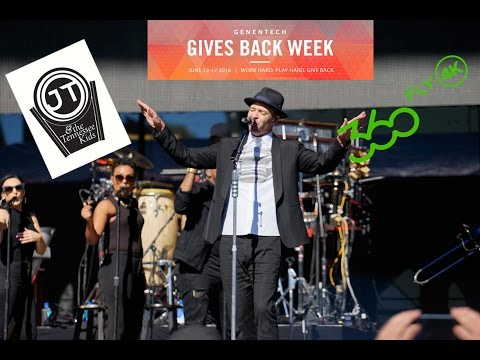 Justin Timberlake In Concert ATT Park 2016 Can't Stop The Feeling
