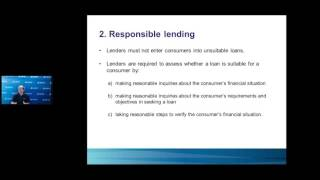 Small amount loans and payday lending