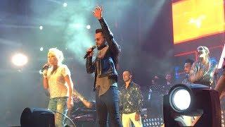 AJDA PEKKAN & BAHADIR TATLIÖZ ( Düşman mısın Aşık mı ) Konser Video