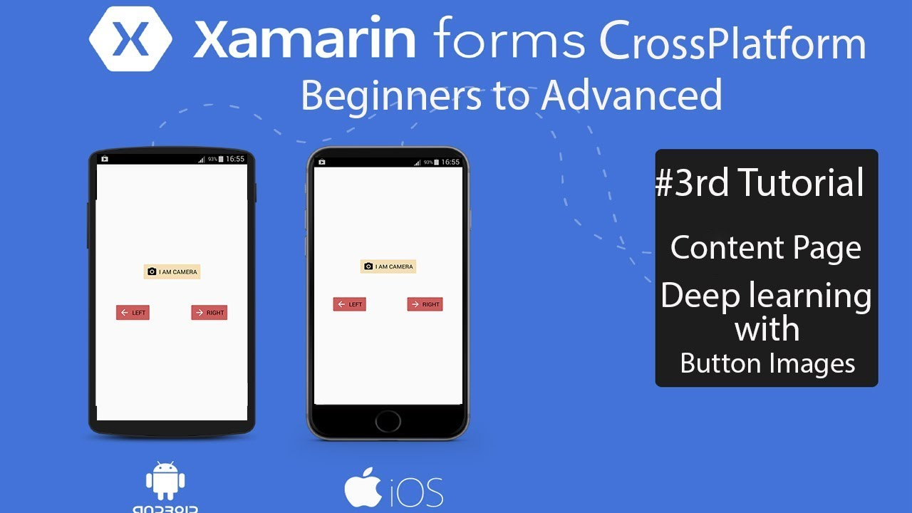 Xamarin forms: build native cross-platform apps with c# | udemy.