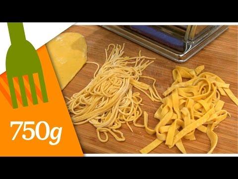 Réaliser des pâtes maison - 750 Grammes