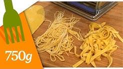 Réaliser des pâtes maison - 750g
