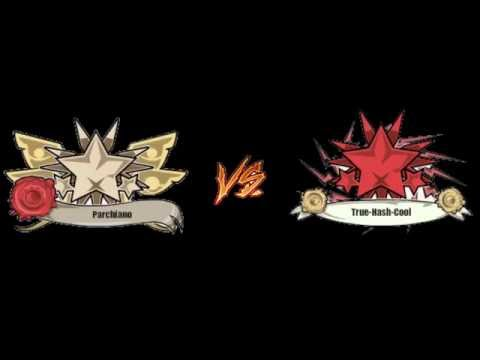 Goodgame Gangster Parchiano vs True-Hash-Cool