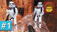 Star Wars: Jedi Knight - #1 - Let's Play zu Dark Forces 2 - German / Gameplay