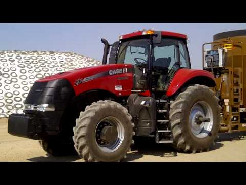 Biggest Mixer In The World With The Best Tractor