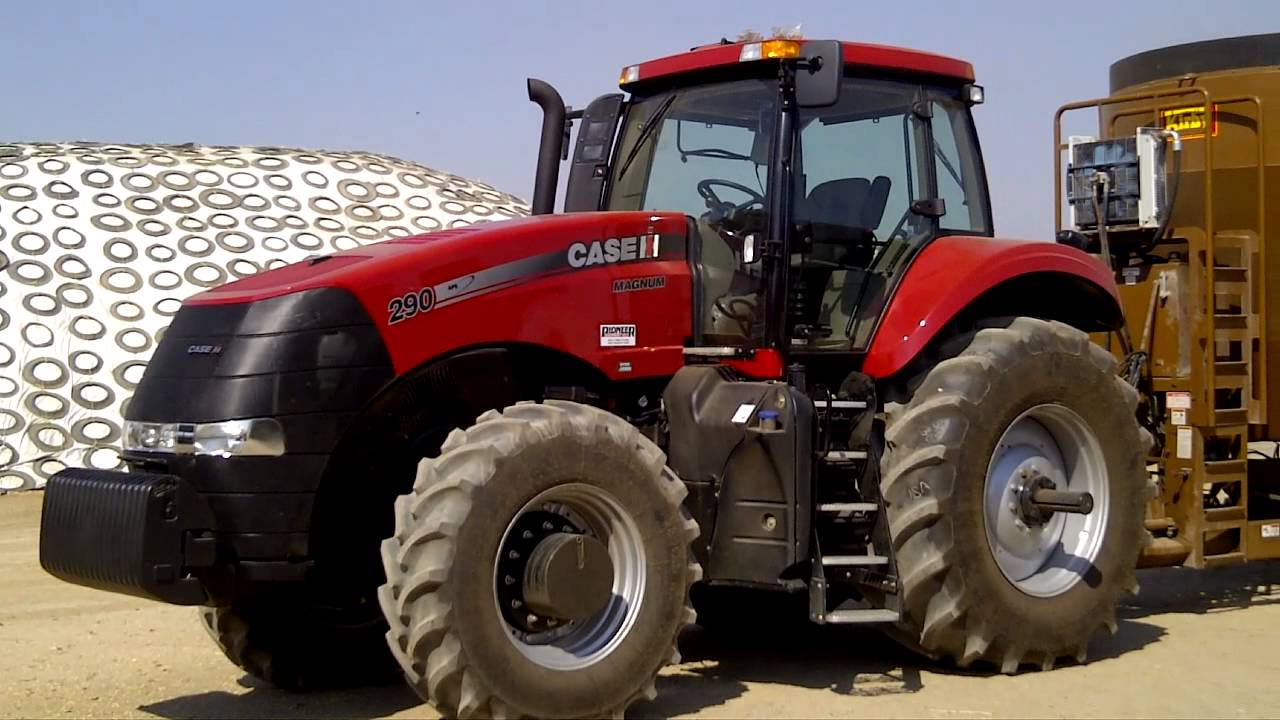 World S Smallest Tractor : Biggest mixer in the world with best tractor youtube