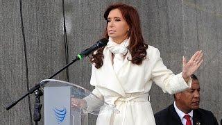 Cristina Fernández de Kirchner - UNASUR - Discurso Completo