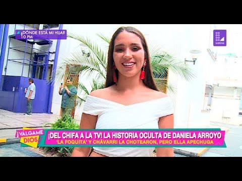¡Del chifa a la TV!: La historia oculta de Daniella Arroyo