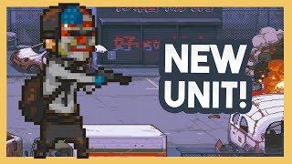 Dead Ahead: Zombie Warfare Gameplay (Part 66) NEW UNIT!!!!