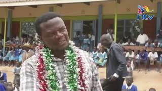 MP Walukhe hits out at Tuju over his association with Raila Odinga