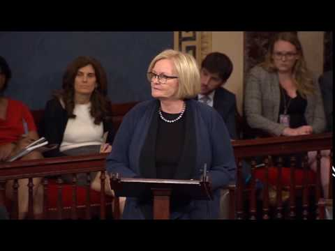 McCaskill: How dare you tell people they