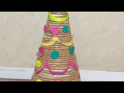 Create a Fun and Easy Paper Twine Kids Tree - DIY Home - Guidecentral