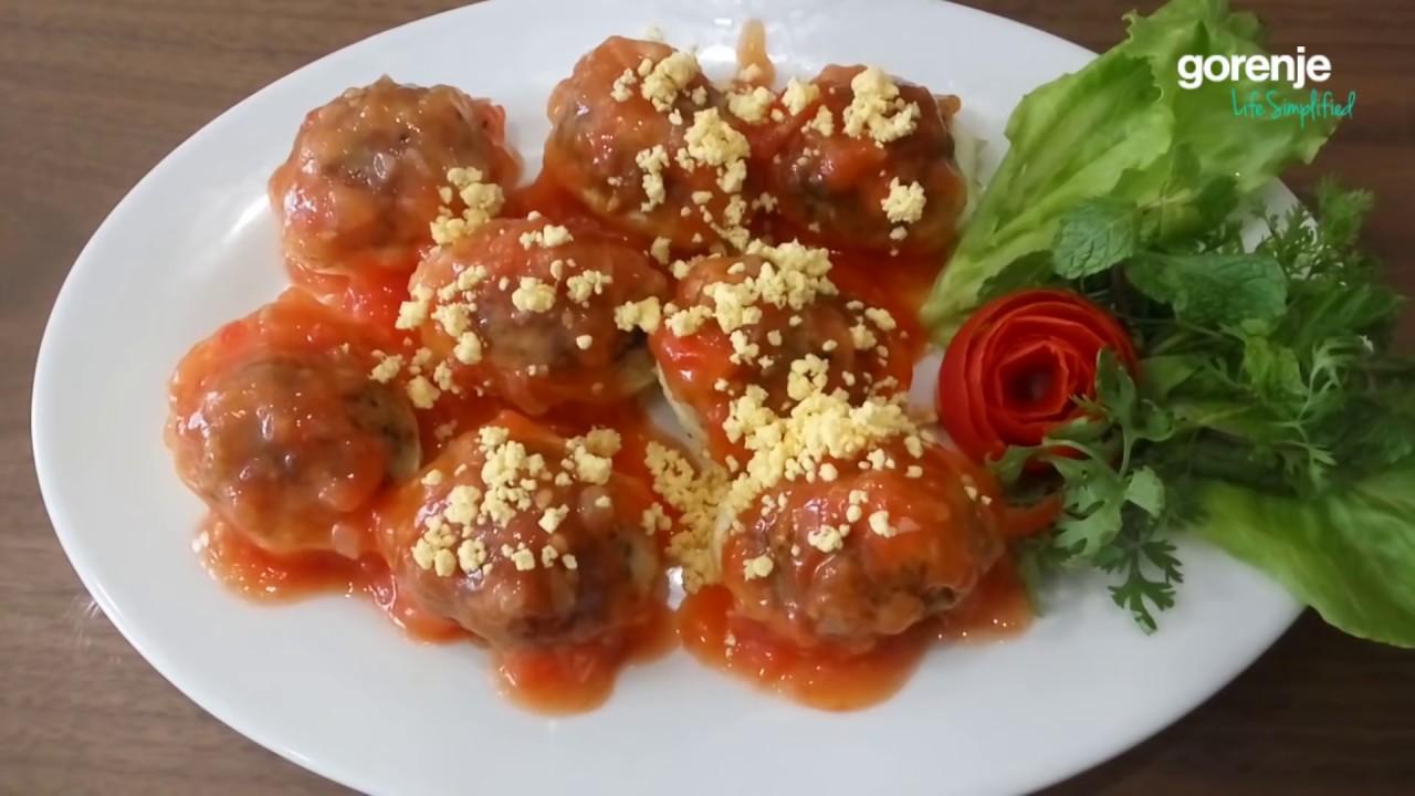 Euplaza.vn – Cách làm món trứng nhồi thịt tại nhà