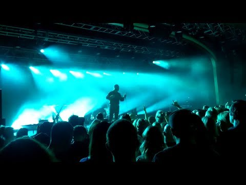 Future Islands (live) @ new venue: The Van Buren – Phoenix AZ – Sept 2017