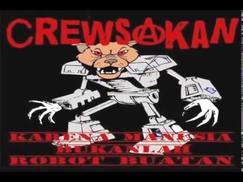 Crewsakan Punk Baru Lirik