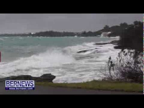 Thunderstorm Weather Activity Off North Shore, Nov 13 2013