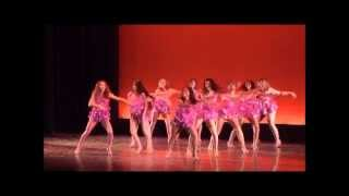 Conga by Gloria Estefan Miami Sound Machine Video - S.H.Y Dance Co.