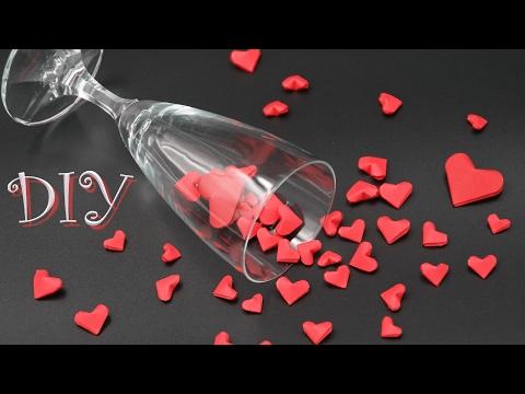 3D Herz basteln mit Papier -- in nur 3 Minuten