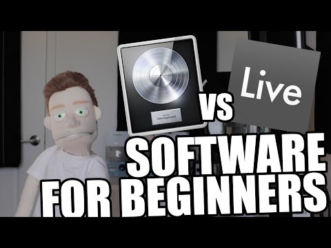 Best Music Production Software For Beginners (Ableton vs Logic)