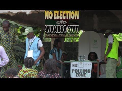 Biafra: IPOB Boycott Hit's Hard On Anambra Governorship Election.