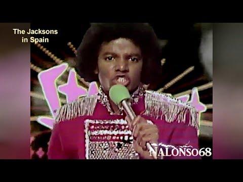 The Jacksons tv Spain Sumarisimo 1979  very RARE