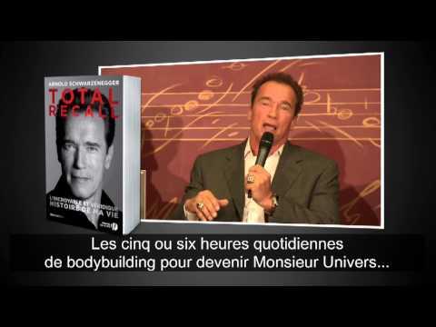 "Total Recall - Arnold Schwarzenegger - ""Rien n'est impossible !"""