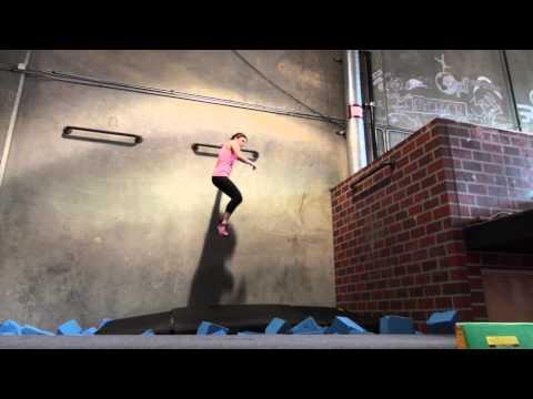 American Ninja Warrior Season 5 Submission Video - Team Darnell