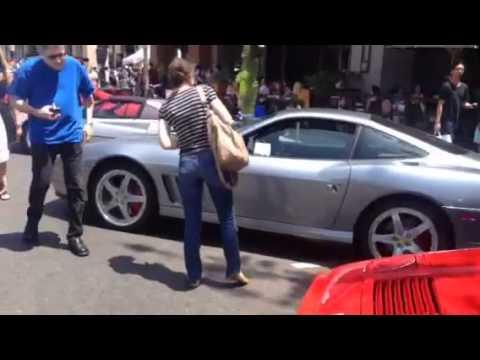 Pasadena CA Ferrari Car Show May Th YouTube - Pasadena car show