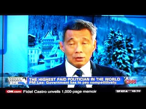 CNN Interview With Singapore PM Lee Hsien Loong-P2