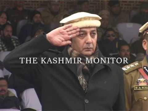 Amid shutdown, Republic Day celebrated in Kashmir