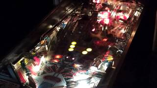 Terminator 2 Pinball with Frosted White Leds from PinballHeaven