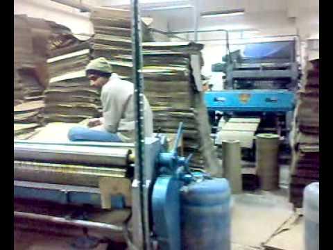 Paper Corrugated Board & Box Making Machinery