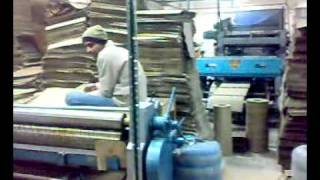 Paper Corrugated Board & Box Making Machinery