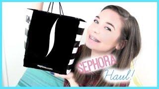Sephora Haul! ♡ Thumbnail