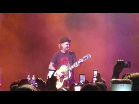 """An Evening with Corey Taylor - """"Snuff"""" Acoustic"""
