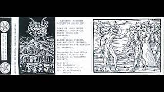 The Ancients Rebirth - Culte de Diabolos (1993) Full Demo YouTube Videos