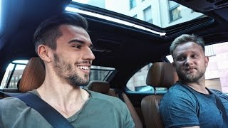 Fahrt im lautesten Auto | M3 von SPRCRS