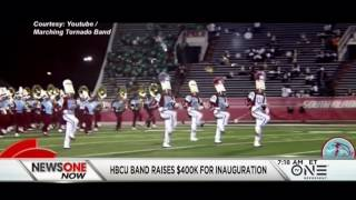 Talladega College Marching Band Raises More Than $400k To Travel To Trump's Inauguration