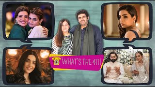 What's The 411! | Was Meera Admitted In A Mental Hospital? | Is Resham A Hypocrite? | Episode 49