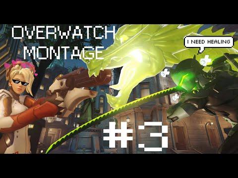 Rabotyaga Overwatch Montage 3