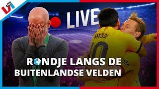Rondje LIVE: Frenkie De Jong Onmisbaar, Messi-Ronaldo & Mbappé-Haaland In Gevecht