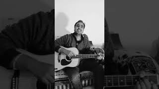 #Shorts Rooh song Unplugged Version   Guitar Cover   Singing by Saurabh Singh Bhati  