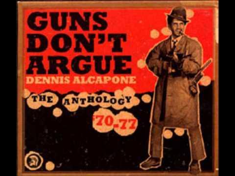 105   Dennis Alcapone   Gun's don't argue    Mr browns coffin dennis alcapone and lizzy
