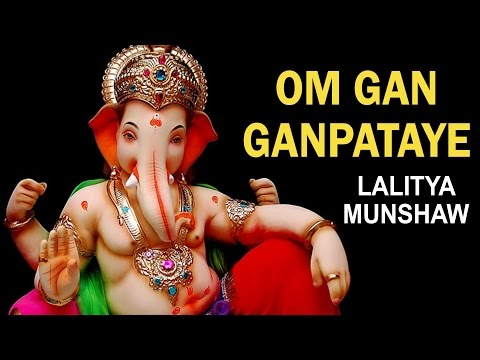 Om Gan Ganpataye by Lalitya Munshaw | Ganesh Chaturthi (2016) Special | Red Ribbon