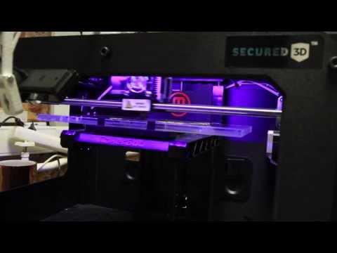 0 - Secured3D: Druckaufträge verschlüsselt senden