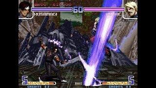 [TAS] KOF 2002 Crazy Edition - Orochi Kusanagi