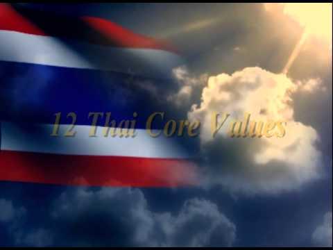 12 Thai Core Values: 3. Filial piety towards parents, guardians and teachers