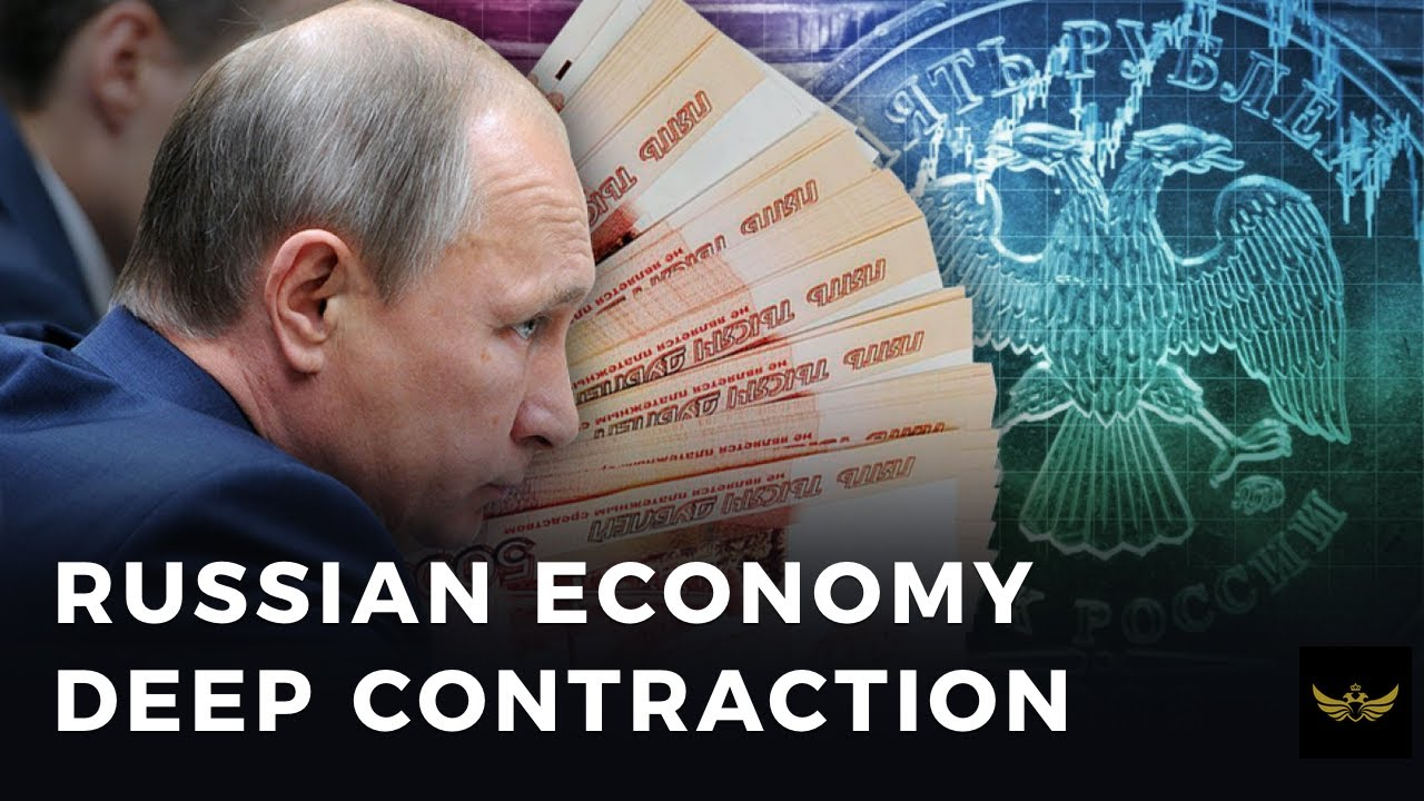 Russian economy set for deep contraction, as protests in far east grow (Before the video)