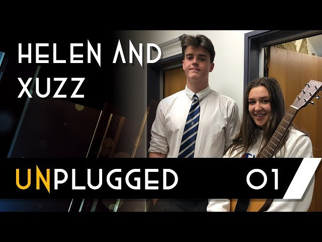Helen and Xuzz - Rewind - Youth Zone Unplugged 2018