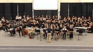 6 - Wind Ensemble Big Band - Teddy the Toad and Zambia